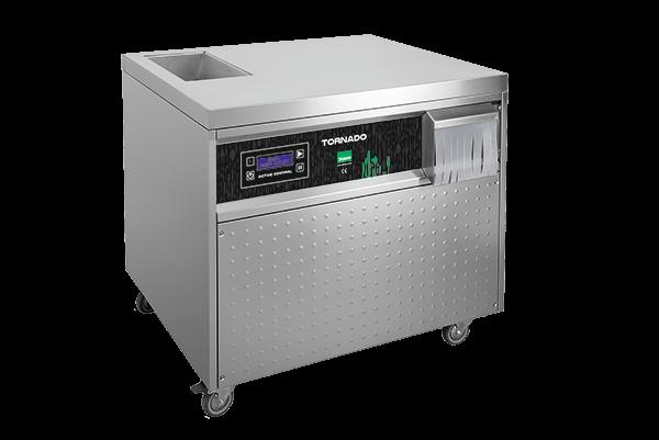 maquinaria para hostelería Tamai secadores de cubiertos