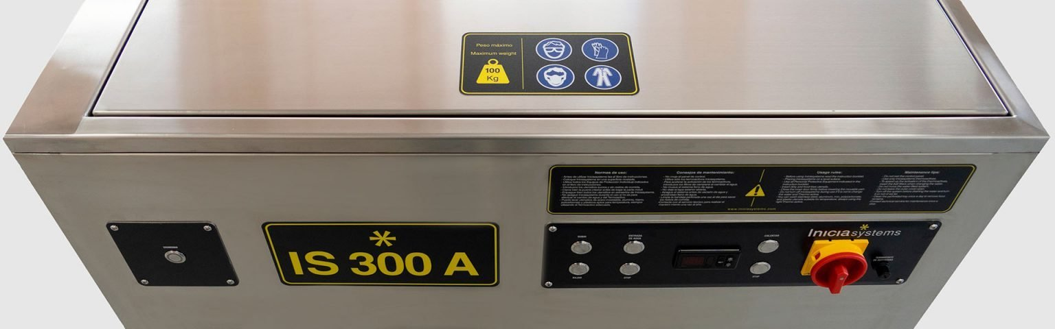 Degreasing machine Iniciasystems IS 300A